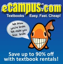90% off with textbook at eCampus.com