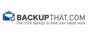 BackupThat.com Discount Codes