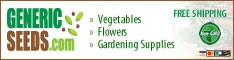 Generic Seeds  Coupon Codes
