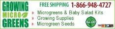 GrowingMicrogreens Coupons