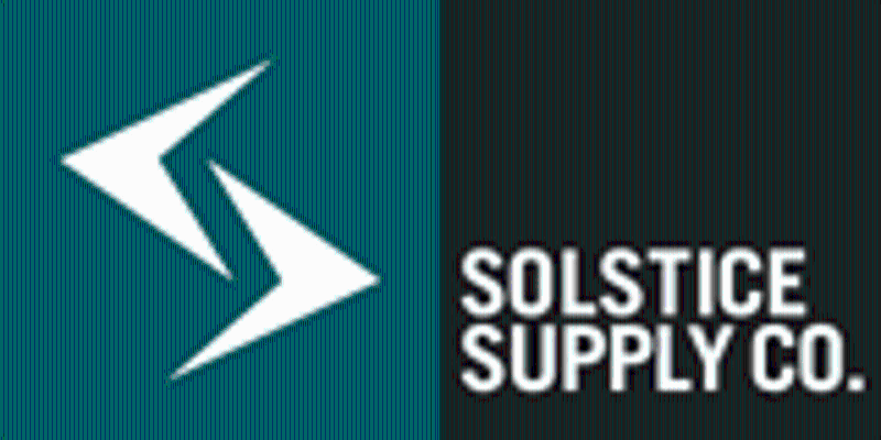 Solstice Supply Coupons