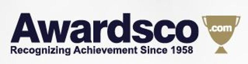 Awardsco  Coupon Codes