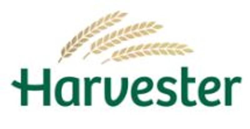 Harvester Coupons
