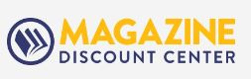 Magazine Discount Center Promo Codes