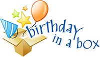 15% OFF on All Orders at  Birthday in a Box