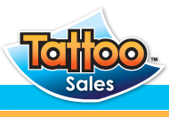 20% OFF on your Tatoo Orders + Free Shipping